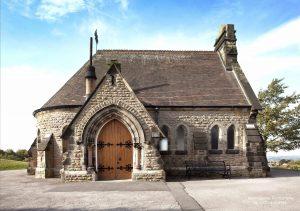 Chapel Exterior View