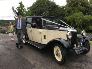 Chapel Wedding Car