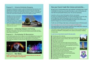 Levelling Up Leaflet P3 and P4