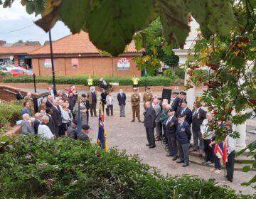 War Memorial Centenary Group View